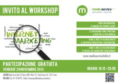 Workshop Web Marketing Torino