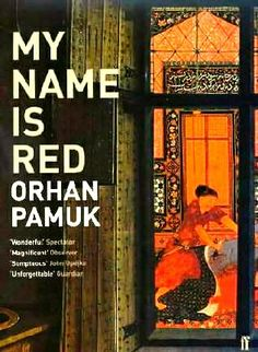 My Name is Red Orphan Pamuk