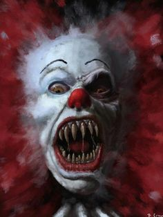 Pennywise the Clown.