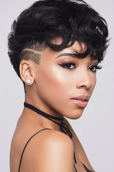 These beautiful black women are proof that short hair can be versatile and far from boring.
