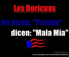 Puerto Rico my bad! Puerto Rican Memes, Puerto Rican Recipes, Puerto Rico Island, Puerto Rico Food, Funny Relatable Memes, Funny Jokes, Spanish Fly, Puerto Rican Culture, Puerto Ricans
