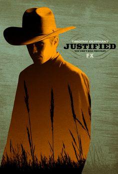 Justified Poster Season 1