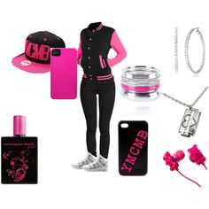 """""""YMCMB"""" by portia-eastwood on Polyvore New Hip Hop Beats Uploaded EVERY SINGLE DAY  http://www.kidDyno.com"""