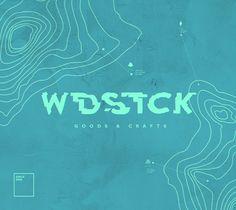 The Branding of Woodstock Sawmill by Tough Slate Design   Abduzeedo Design Inspiration
