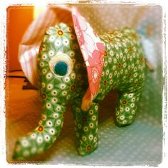 Nellie the elephant!... A cooper creation