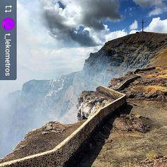 From @t_lekometros: #Masaya #Volcano #Granada #Nicaragua #ILoveGranada #AmoGranada #Travel