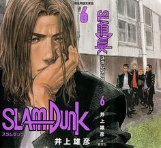 New covers by Takehiko Inoue for the new edition of Slam Dunk Kuroko, Manga Art, Anime Manga, Anime Art, Akiba Kei, Michael Jordan Slam Dunk, Slam Dunk Manga, Inoue Takehiko, Basketball Art