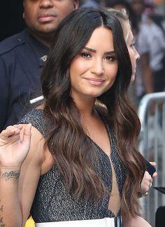 Demi Lovato - At 'Good Morning America' Studios in NYC on September 5