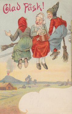 Easter Witch - Google Search