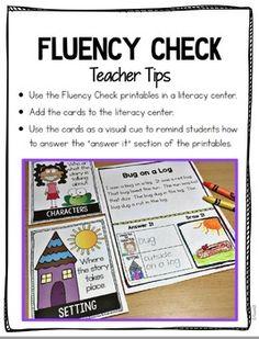 Fluency Passages Reading Comprehension First Kindergarten vol. 1