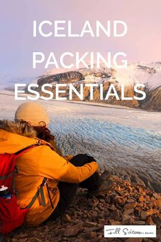 Iceland packing list for winter, for summer and everything in between. Good preparation can make your vacation in Iceland, while traveling unprepared will probably break it...