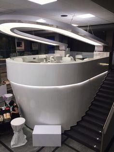 Bei hochwertiger Badezimmerausstattung denkt man nicht zuerst an Teppiche. Für die Präsentation im Showroom jedoch ist unsere PLANKX wie gemacht: der Showroom von CERAM CITY in Krakau! © TOUCAN-T #teppich #teppichboden #akustik #buero http://www.toucan-t.de/de/produkte/produkte  When talking about high class bathroom equipment, it's not carpet you think of. However, the showroom looks good using our PLANKX: CERAM CITY in Krakow! http://www.toucan-t.de/en/products/products