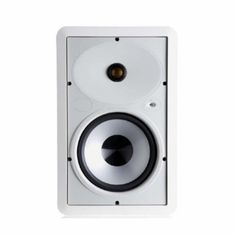 """The Monitor Audio W180 is a compact in-wall speaker featuring an 8"""" MMP®II bass driver and C-CAM® tweeter for use in stereo for music, or in multiples for home theatre."""