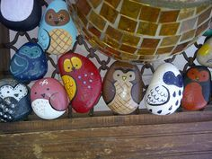 Image result for pebble painting ideas