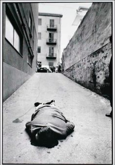 1985 Letizia Battaglia — W. Mafia, Sleep With The Fishes, Sailing Day, Eugene Smith, Men Lie, Call For Entry, Man Photography, Political Leaders, Brand Story
