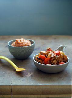 Baby food recipe | Chicken stew