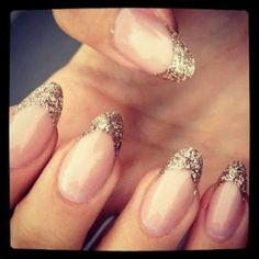 almond oval shaped nails - Google Search