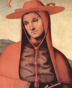Cardinal  (Pietro Perugino)