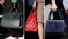 Fall/ Winter 2013-2014 Handbag Trends  #handbags #bags #bagtrends #fall2013bags