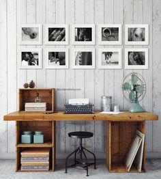 Horse Wall Decor Art Print Gallery Wall set of 10 prints | Etsy