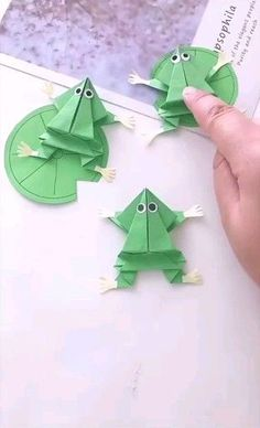 For grownups, some of our fondest memories revolve around making origami as kids; Some of that simpler time can be captured by a little paper folding; Folding origami is also a gre Diy Crafts Hacks, Diy Crafts For Gifts, Creative Crafts, Fun Crafts, Colorful Crafts, Diy Projects, Plane Crafts, Card Crafts, Decor Crafts