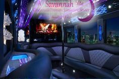 "Inside Savannah Nite's ""Club Savannah Party Bus"""