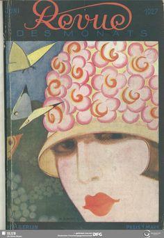 Illustrierte Presse: Werkansicht: Revue des Monats, 1.1926/27, H.8, Juni