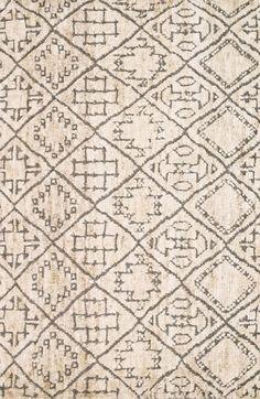 Loloi 'Sahara' Wool & Jute Rug available at #Nordstrom