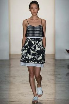 Peter Som Spring 2015 Ready-to-Wear Fashion Show: Complete Collection - Style.com