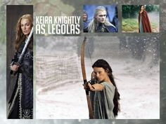 """Gender Swapped """"Lord Of The Rings"""" Casting Is Perfection"""