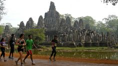 The one and only - The Angkor Wat Marathon - will take place this year on December 6 - whoever run can also support Angkor Hospital for Children! Find out more right here!