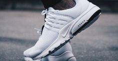 Nike Presto Total Black e Total White