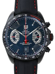 TAG Heuer Grand Carrera CAV518B.FC6237 Automatik Chronograph 17RS