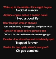 You Love Horror Movies Right