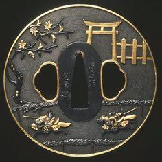 鐔鑑賞記 by Zenzai