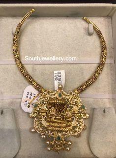 Light Weight Kanthi Necklace Designs photo