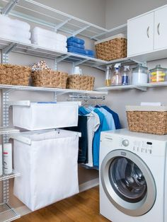 HGTV.com offers easy solutions for common storage dilemmas.