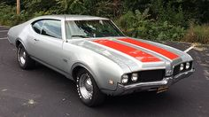 1969 Oldsmobile Cutlass 442 | Mecum Auctions