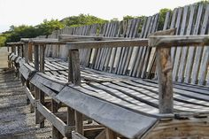 Rustic Seats at Guánica, PR. Outdoor Furniture, Outdoor Decor, Bench, Rustic, Spaces, Photography, Home Decor, Garden Furniture Outlet, Fotografie