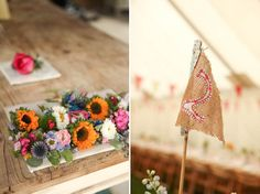 Sunflowers and Cymbeline for a Rustic Barn Wedding… | Love My Dress® UK Wedding Blog