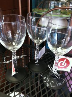 Hey, I found this really awesome Etsy listing at http://www.etsy.com/listing/157772808/3-piece-set-chalkboard-wine-glasses
