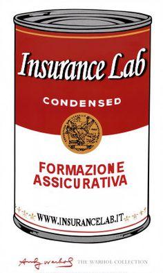 Andy Warhol - Tomato Insurance Lab Soup