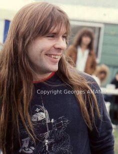 Iron Maiden. Bruce Dickinson