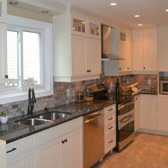 Blue Pearl Granite Countertops Design Ideas, Pictures, Remodel, and Decor - page 3