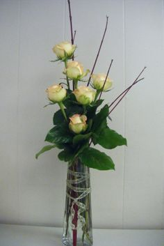 Contemporary Floral Arrangements