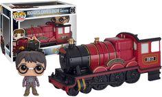 Pop! Rides - Harry Potter - Hogwarts Express Engine - Harry Potter
