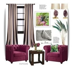 """""""Без названия #2729"""" by marina-smile-nazarenko ❤ liked on Polyvore featuring interior, interiors, interior design, home, home decor, interior decorating, Garcia, Christian Lacroix and Serena & Lily"""