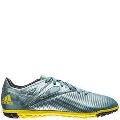 271d5b1c0 adidas Messi 15.3 TF Matte Ice Metallic Bright Yellow Black Turf Soccer  Shoes -