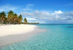 Llega el #finde, ¿dónde te quieres escapar? Isla Saona- República Dominicana.