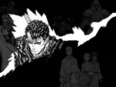 The world of Guts by ~boffenjl